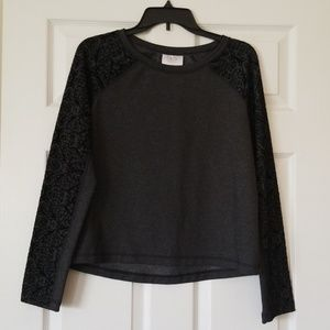 NWOT Calia limited edition velvet pullover